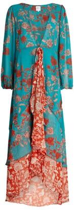 MISA Talitha Kaftan Dress