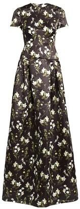 Erdem Alphonse Daffodil Ditsy Print Gown
