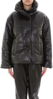 Nanushka Hide Padded Jacket