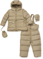 ADD Quilted Snowsuit
