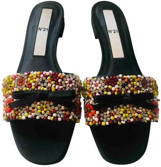 N°21 N21 Multicolour Leather Sandals