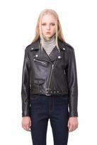 Stolen Girlfriends Club Leather Biker Jacket