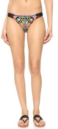 Nanette Lepore Women's King's Road Charmer Classic Hipster Bikini Bottom