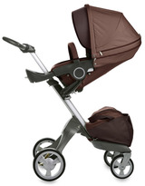 Stokke Xplory® Stroller & Accessories - Brown