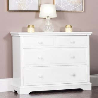 Child Craft Camden 3 Drawer Dresser Color: Matte White