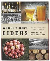 "Crate & Barrel ""World's Best Ciders"""