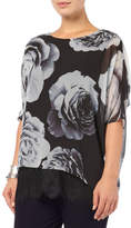 Phase Eight Robyn Rose Print Blouse
