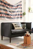 Colette French Seam Settee Sofa