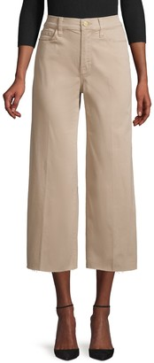 Frame Cropped Stretch Pants