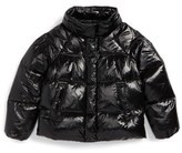 Burberry Infant Girl's Mini Daisey Down Puffer Jacket