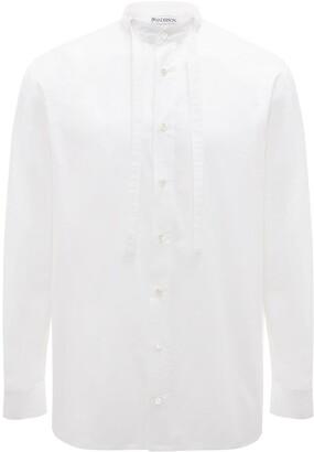 J.W.Anderson Grandad neck tie shirt