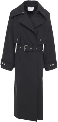 3.1 Phillip Lim Oversized Cotton-blend Trench Coat