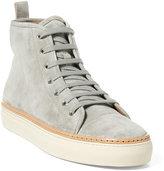 Ralph Lauren Jeromy Ii Suede Sneaker