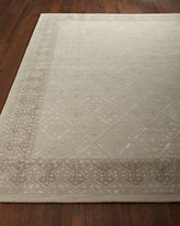 "Horchow Cottage Cream Runner, 2'3"" x 8'"