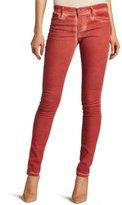 Joe's Jeans Women's Distressed Color Skinny Jean