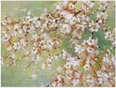Bed Bath & Beyond Into the Cherry Blossom Canvas Wall Art