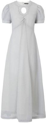 ALEXACHUNG Long dresses