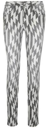 Etoile Isabel Marant Geometric Printed Jeans