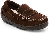 Naturino Boys) Brown Polo Moc Loafers