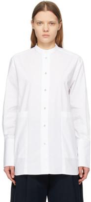 Studio Nicholson White Beek Shirt