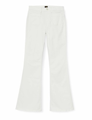 Lee Women's Flare Patchpocket Jeans