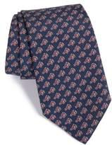 Vineyard Vines Atlanta Braves - MLB Print Silk Tie