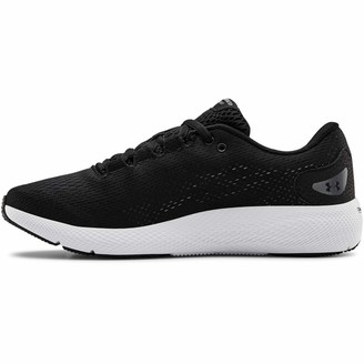 Under Armour Comfortable and lightweight jogging shoes with Charged Cushioning midsole flexible gym shoes with advanced traction and flexibility