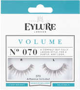 Eylure False lashes for a thick and volumised lash look. includes adhesive.