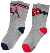 Gymboree Spiderman Socks 2-Pack