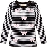 Kate Spade Greta Tunic (Toddler/Kid) - Stripe - 6