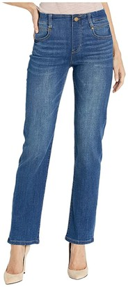 Liverpool Gia Glider/Revolutionary Pull-On Straight Jeans in Cartersville (Cartersville) Women's Jeans