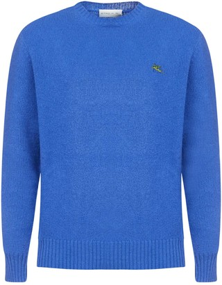 Mens Royal Blue Crewneck Sweater | Shop the world's largest