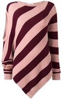 A.F.Vandevorst 'Twist' jumper - women - Cotton - 36