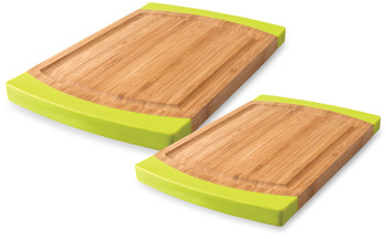 Bed Bath & Beyond BergHOFF® Rounded Bamboo Chopping Boards