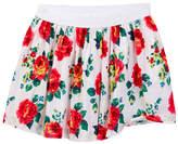 Joe Fresh Floral Skirt (Big Girls)