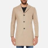 J. Lindeberg Men's Wolger Compact Melton Jacket