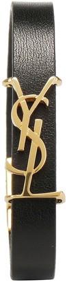 Saint Laurent Opyum Logo Bracelet