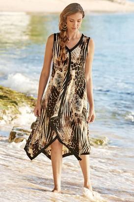 Soft Surroundings Extravaganza Dress