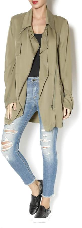 Gentle Fawn Intrepid Jacket Olive
