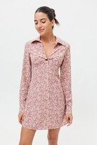 Thumbnail for your product : Glamorous Care Long Sleeve Shirt Dress