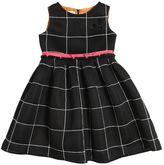 I Pinco Pallino Embroidered Mesh Dress