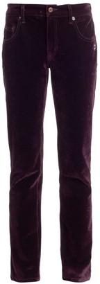 Marc Jacobs The Ultra Velvet Skinny Jeans