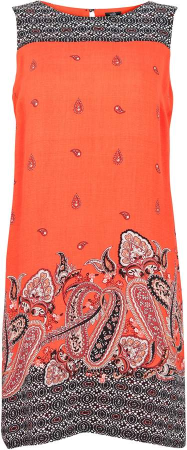 6b8d0c368126b Wallis Dress Paisley Print - ShopStyle UK