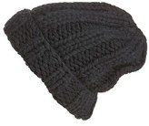 Free People Women's Back To Basics Beanie - Black