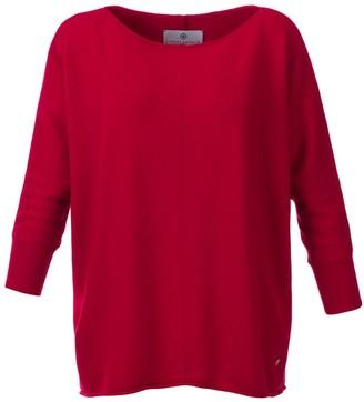 Utmon Es Pour Paris Cashmere Pullover Red