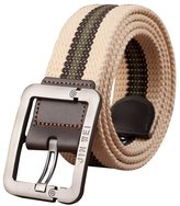 Sitong Outdoor casual canvas jeans pin buckle Belt