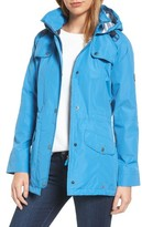 Barbour Women's Trevose Waterproof Hooded Jacket