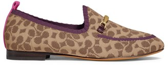 Coach Harling Signature Loafers