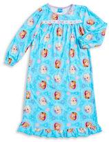 AME Sleepwear Frozen Nightgown