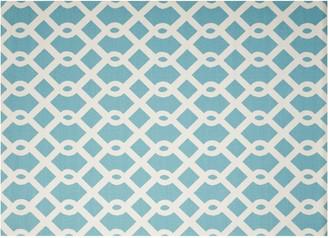 Waverly Sun N' Shade Ellis Geometric Indoor Outdoor Rug